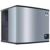Manitowoc IYF0900N Indigo Series 30 inch Remote Condenser Half Size Cube Ice Machine - 208V, 3 Phase, 855 lb.