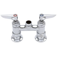 T&S B-2245-LN Deck Mount Faucet Base with 6 inch Centers