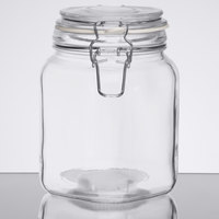 Anchor Hocking 98591CR2 1.2 Qt. Heremes Jar   - 4/Case