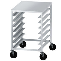 Advance Tabco PDB7 Mobile Aluminum Pizza Dough Box Rack