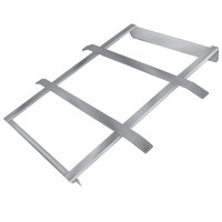 Advance Tabco DTA-65 Pre-Rinse Slide Bar for 16 inch x 20 inch Deep Drawn Bowls