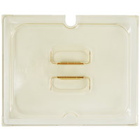 Vollrath 34200 Super Pan® 1/2 Size Amber High Heat Slotted Cover