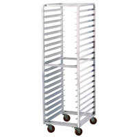 Advance Tabco PR12-5W 12 Pan End Load Bun / Sheet Pan Rack - Assembled