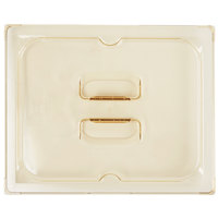 Vollrath 33200 Super Pan® 1/2 Size Amber High Heat Solid Cover
