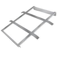 Advance Tabco DTA-63 Pre-Rinse Slide Bar for 20 inch x 20 inch Deep Drawn Bowls