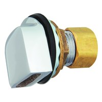 T&S B-2292 Chrome Plated Water Inlet Fitting