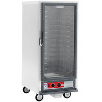Metro C517-HFC-4 C5 1 Series Non-Insulated Heated Holding Cabinet - Clear Door