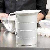 Vollrath 68352 4 Qt. Aluminum Measuring Cup