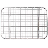Vollrath 74200 Half Size Stainless Steel Wire Cooling Rack / Pan Grate for Super Pan 3