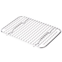 Vollrath 74200 Half Size Stainless Steel Wire Grate for Super Pan 3
