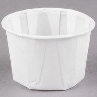 Dart Solo SCC125 1.25 oz. Paper Souffle / Portion Cup 250 / Pack