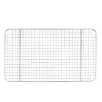 Vollrath 74100 Full Size Stainless Steel Wire Cooling Rack / Pan Grate for Super Pan 3