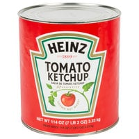 Heinz Ketchup #10 Can