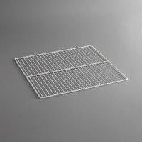 All Points 26-2651 White Epoxy Coated Wire Shelf - 23 inch x 20 inch