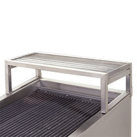 Bakers Pride XX-12 Countertop Charbroiler Overhead Back Shelf