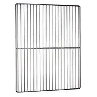 Continental Refrigerator 5-111 Equivalent Zinc Wire Shelf - 19 1/8 inch x 25 3/4 inch