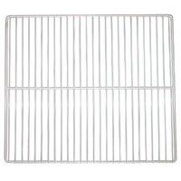 All Points 26-2658 White Epoxy Coated Wire Shelf - 25 inch x 20 inch