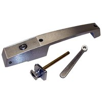 Kason 11239C00004D 14 inch Lever Handle with Release and Cylinder Lock