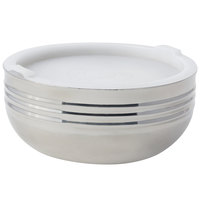 Bon Chef 9319 Cold Wave 3.4 Qt. Triple Wall Bowl with Stacking Cover