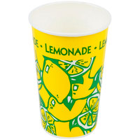 16 oz. Tall Paper Lemonade Cup - 1000/Case