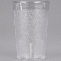 Carlisle 5109-207 9.5 oz. Clear Polycarbonate Tumbler - 24/Case