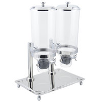 Bon Chef 40504 64 oz. Double Cereal Dispenser