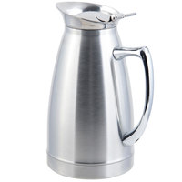 Bon Chef 4053S 1.9 Liter Insulated Stainless Steel Server with Satin Finish