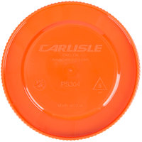 Carlisle PS30424 Store 'N Pour Orange Cap