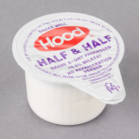 Hood .4 oz. Shelf-Stable Aseptic Creamer - 360/Case