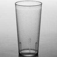 Carlisle 512007 20 oz. Clear Polycarbonate Tumbler - 24/Case
