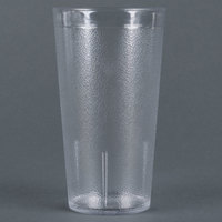 Carlisle 5116-207 Stackable 16.5 oz. Polycarbonate Tumbler - 24 / Case