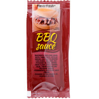 Barbecue (BBQ) Sauce - (200) 12 Gram Portion Packets / Case   - 200/Case