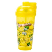 32 oz. Flip-Top Lemonade Sports Bottle - 100/Case