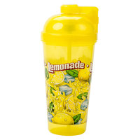32 oz. Flip-Top Lemonade Sports Bottle - 100 / Case
