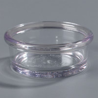 Carlisle 036207 Clear 2.5 oz. Ramekin - 48/Case