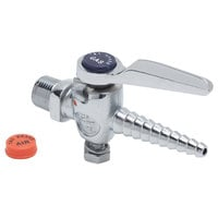T&S BL-4005-01 Ground Key Hose Cock with Integral Check Valve