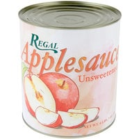 #10 Can Unsweetened Applesauce   - 6/Case
