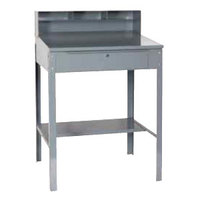 Winholt RDSWN-4 32 1/2 inch Stationary Receiving Desk