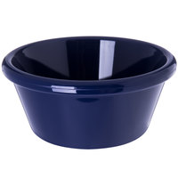 Carlisle 4312660 Cobalt Blue 6 oz. Smooth Ramekin - 48/Case