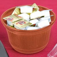 Tablecraft CW1453CP 16 oz. Copper Cast Aluminum Condiment Bowl