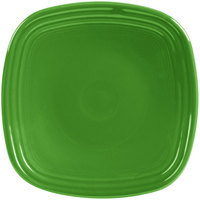 Homer Laughlin 921324 Fiesta Shamrock 7 3/8 inch Square China Salad Plate - 12/Case