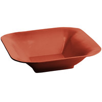 Tablecraft CW3510CP 4 Qt. Copper Cast Aluminum Square Bowl