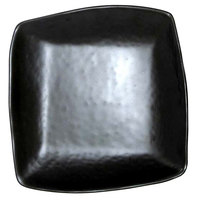 Elite Global Solutions JW4034 Ore 9 1/4 inch Black Squarish Plate