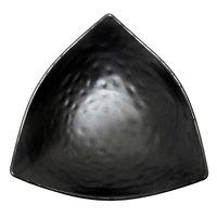 Elite Global Solutions JW3008 Ore 18 oz. Black Triangle Bowl
