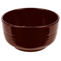 Tablecraft CW3170TC 3.5 Qt. Terra-Cotta Cast Aluminum Fruit Bowl