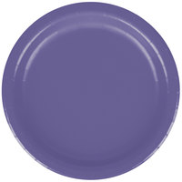 Creative Converting 79115B 7 inch Purple Paper Plate - 240/Case