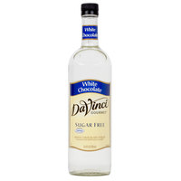 DaVinci Gourmet 750 mL White Chocolate Sugar Free Coffee Flavoring Syrup