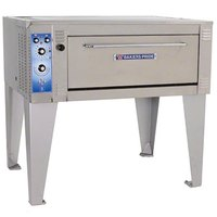 Bakers Pride EB-1-8-3836 55 inch Single Deck Electric Bake Oven - 208V, 3 Phase