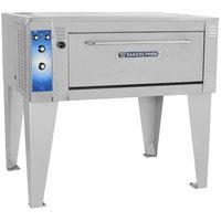 Bakers Pride ER-1-12-3836 55 inch Single Deck Electric Roast Oven - 220-240V, 3 Phase