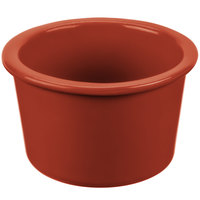 Tablecraft CW1660CP 17 oz. Copper Cast Aluminum Condiment Bowl